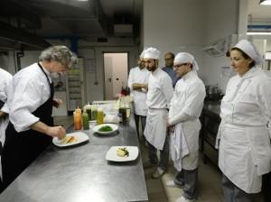 chef Vittorio Fusari