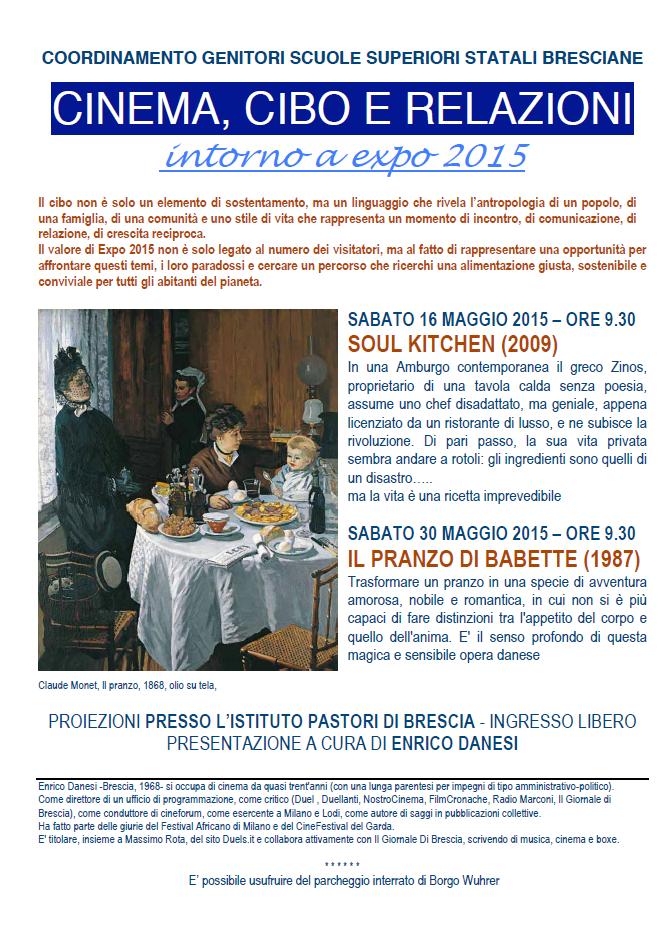 expo2015 Volantino
